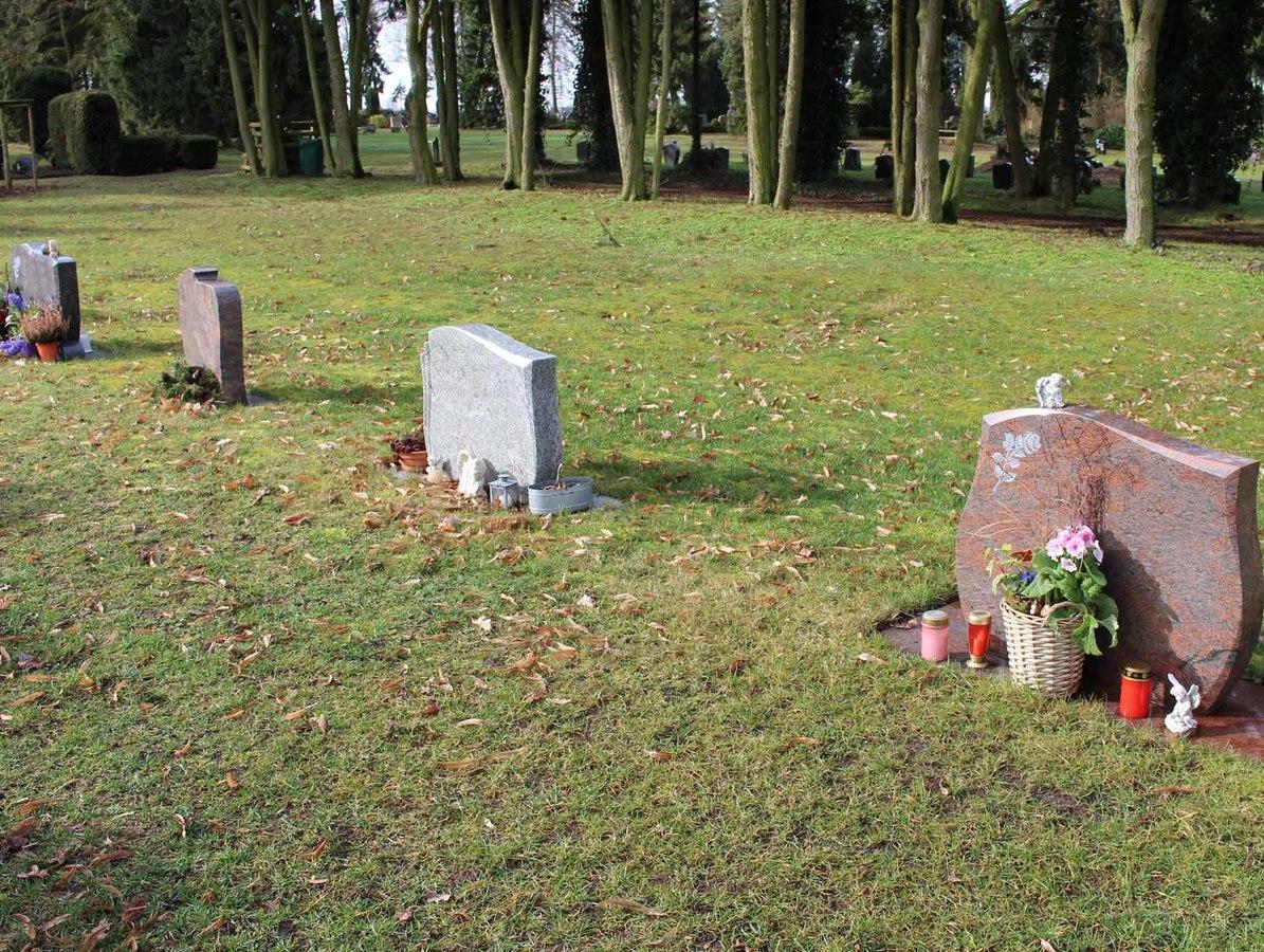 Urnenpartnergrab