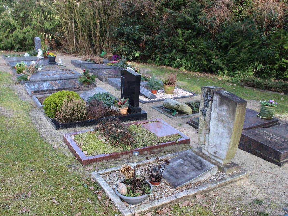 Urnenwahlgrab Obershagen
