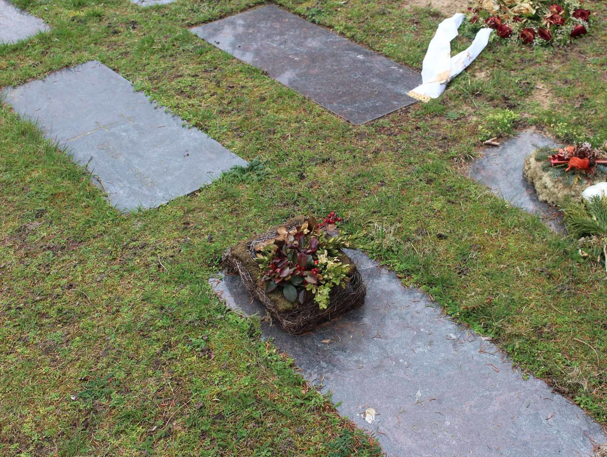 Rasenurnenwahlgrab