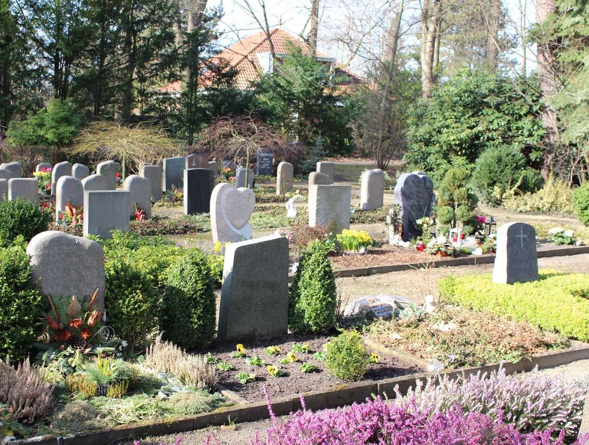 Urnenwahlgrab